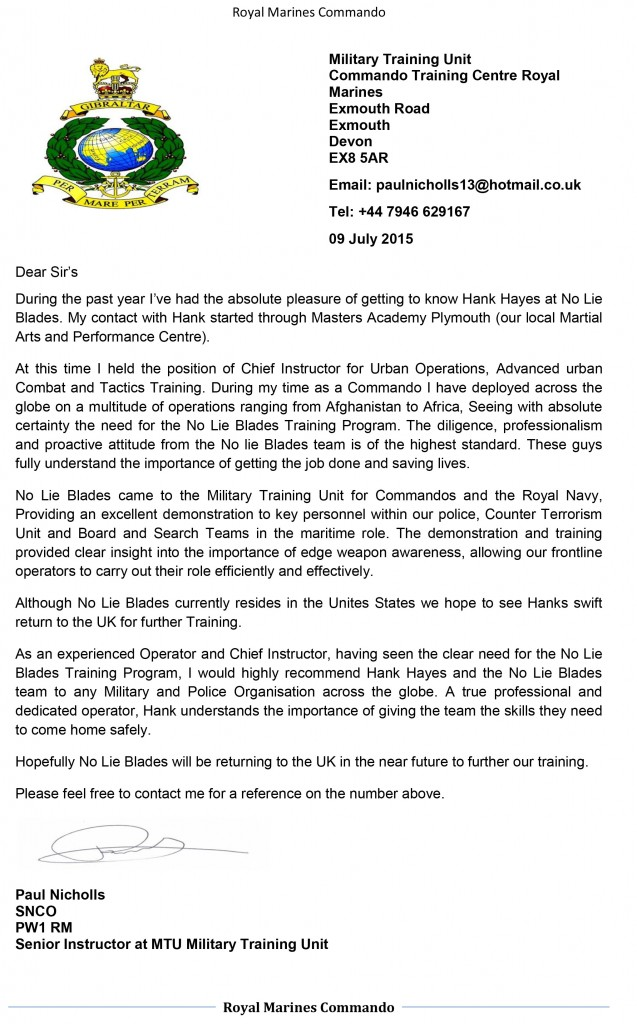 Paul-Nicholls-Royal-Navy-Letter-of-Rec-for-Hank-Hayes-and-No-Lie-Blades
