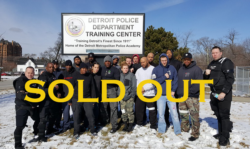 Detroit PD Sold out Picture