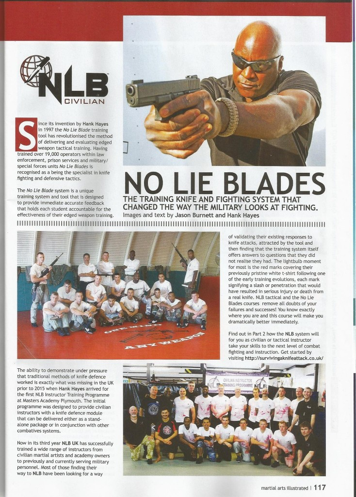Hank Hayes_NLB Tactical_No Lie Blades UK Article Part 1