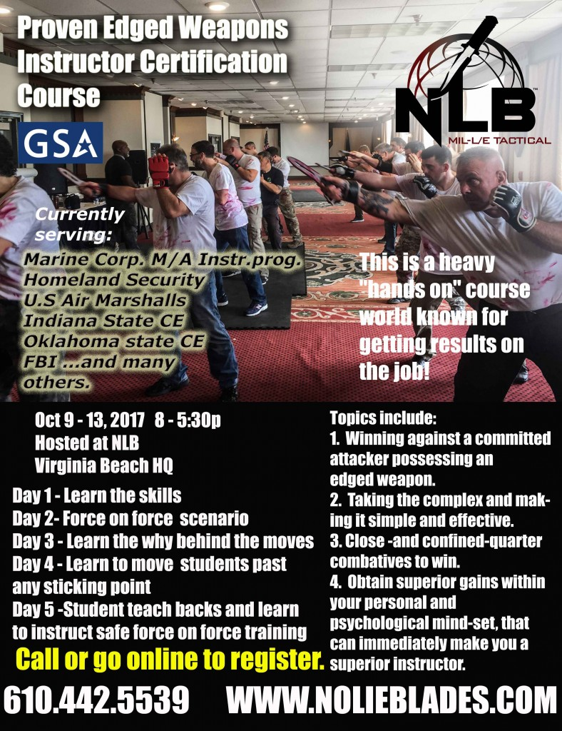 Instructor-course-at-NLB-Virginia-Beach-OCT-2017-